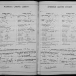 james b boyle marriage record 1917